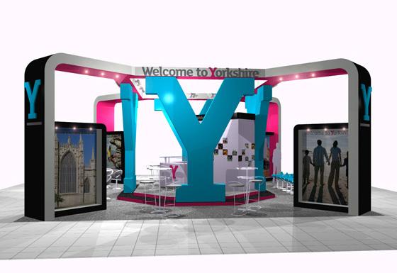 Exhibition Stand Design Yorkshire : Freelance exhibition designer harrogate tim stubbs